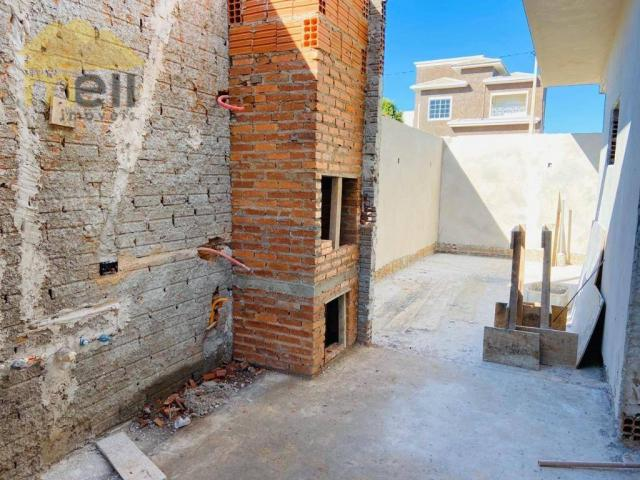 Casa com 3 dormitórios à venda, 131 m² por R$ 550.000,00 - Valência I - Álvares Machado/SP - Foto 3