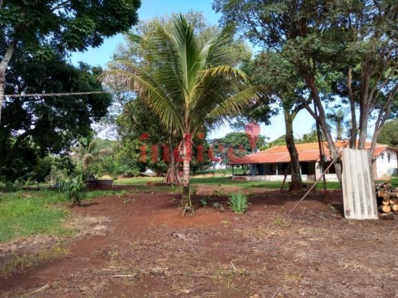 Sítio à venda com 2 dormitórios em Zona rural, Luís antônio cod:V17521 - Foto 8