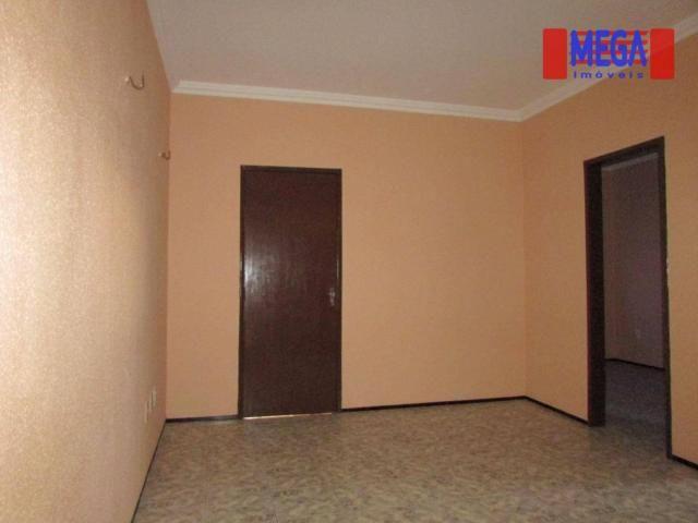 Apartamento com 2 quartos para alugar, no Vila União - Foto 3