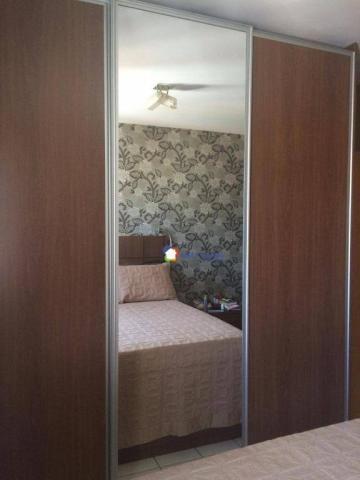 Apartamento com 3 dormitórios à venda, 81 m² por R$ 305.000,00 - Cidade Jardim - Goiânia/G - Foto 3