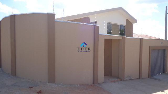 Casa à venda com 3 dormitórios em Vila girassol, Araraquara cod:CA0264_EDER - Foto 2
