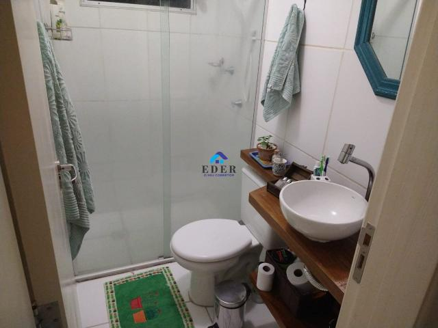 Apartamento à venda com 2 dormitórios em Jardim universal, Araraquara cod:AP0014_EDER - Foto 17
