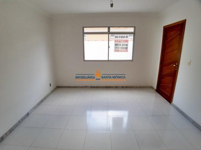 Apartamento à venda com 3 dormitórios em Santa monica, Belo horizonte cod:10513