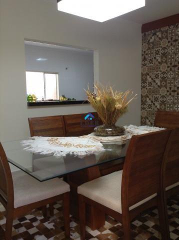 Casa à venda com 3 dormitórios em Vila girassol, Araraquara cod:CA0264_EDER - Foto 9