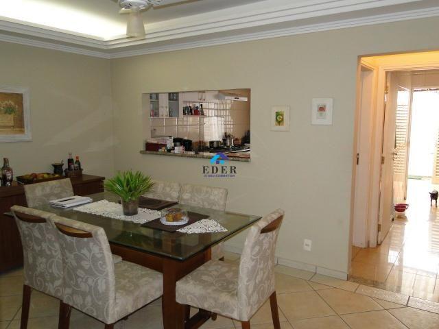 Casa à venda com 3 dormitórios em Jardim das roseiras, Araraquara cod:CA0185_EDER - Foto 3
