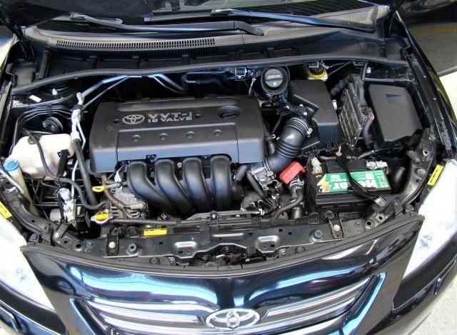 Toyota Corolla  Sedan SEG 1.8 16V (flex) (aut) FLEX AUTOMÁT - Foto 4