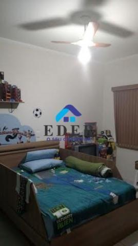 Casa à venda com 3 dormitórios em Residencial cambuy, Araraquara cod:CA0274_EDER - Foto 2