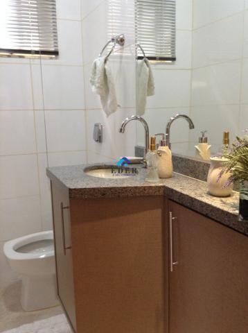 Casa à venda com 3 dormitórios em Vila girassol, Araraquara cod:CA0264_EDER - Foto 14
