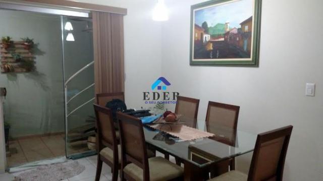 Casa à venda com 3 dormitórios em Residencial cambuy, Araraquara cod:CA0274_EDER