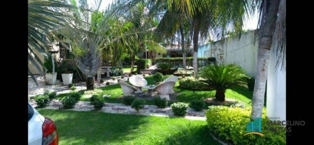 Casa à venda, 210 m² por R$ 550.000,00 - Mangabeira - Eusébio/CE - Foto 15