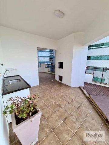 Apartamento frente mar Balneário Camboriu - 3 suítes - Foto 6