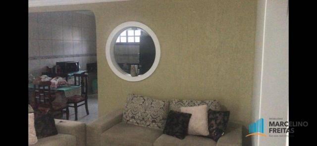 Casa à venda, 210 m² por R$ 550.000,00 - Mangabeira - Eusébio/CE - Foto 17