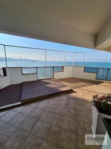 Apartamento frente mar Balneário Camboriu - 3 suítes - Foto 2