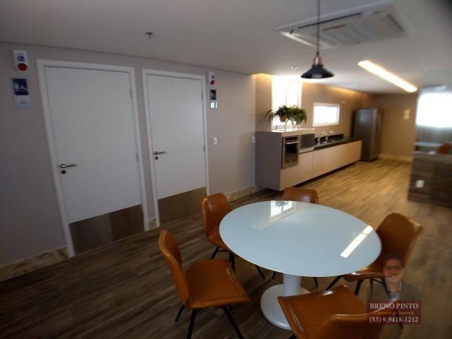 Apartamento à venda, 54 m² por R$ 430.000,00 - Fátima - Fortaleza/CE - Foto 17