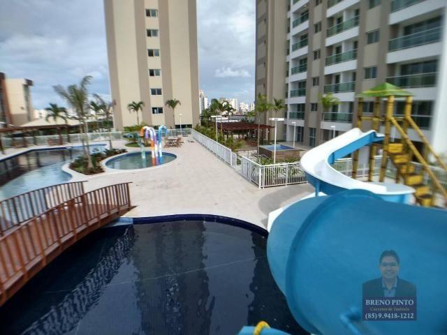Apartamento à venda, 54 m² por R$ 430.000,00 - Fátima - Fortaleza/CE - Foto 7