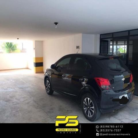 Apartamento com 3 dormitórios à venda, 147 m² por R$ 440.000 - Intermares - Cabedelo/PB - Foto 12