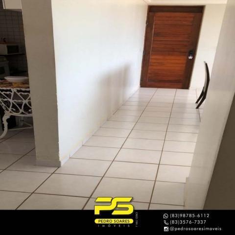 Apartamento com 3 dormitórios à venda, 147 m² por R$ 440.000 - Intermares - Cabedelo/PB - Foto 13