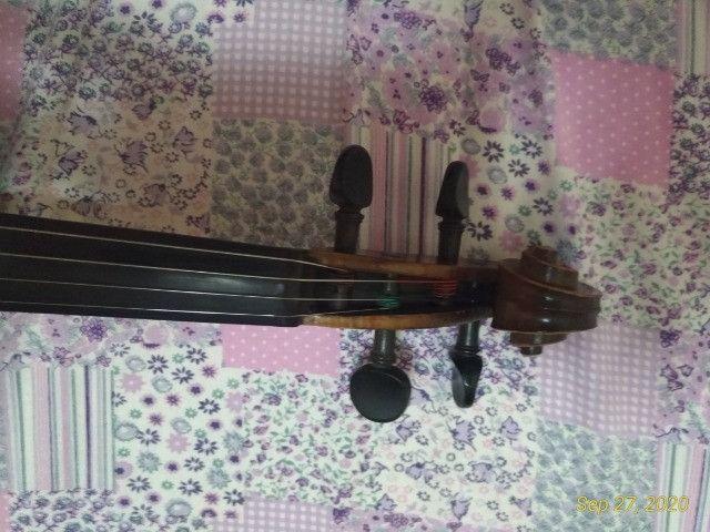 Violino Stradivarius Antigo - Foto 5