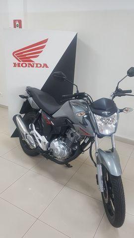Honda Fan 160 0km Mega Feirão Cometa x Santander - Foto 4