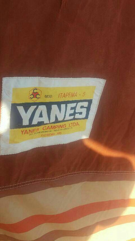Barraca antiga yanes