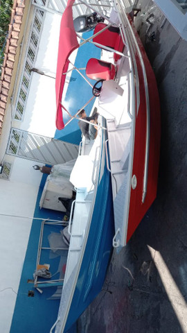 Canoas e botes em aluminio soldado ....