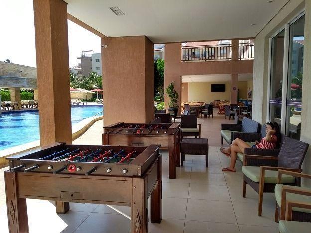 Apartamento Wellnes Beach Park Resort - Aquiraz (Porto das Dunas ) - Foto 17