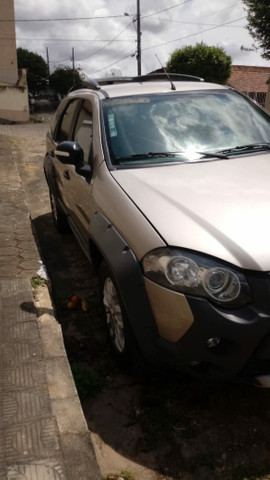 Carro fiat palio wk adven flex - Foto 4