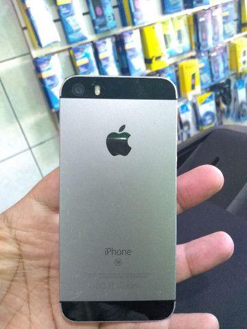 Vendo iPhone se 128gb biometria off - Foto 2