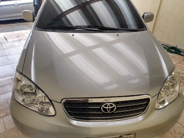 Corolla 2005 blindado