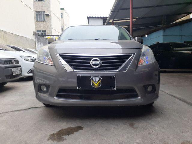 Nissan Versa SL 1.6 Flex C/Entrada+48x598 fixas  - Foto 4
