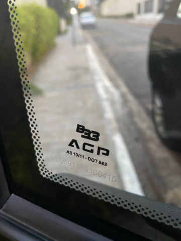 Mitsubishi ASX 2016 Blindado Nível 3 A Vidros AGP - Foto 4
