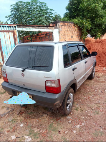 Fiat uno 2012/2013