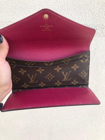 Carteira Louis Vuitton original  - Foto 2
