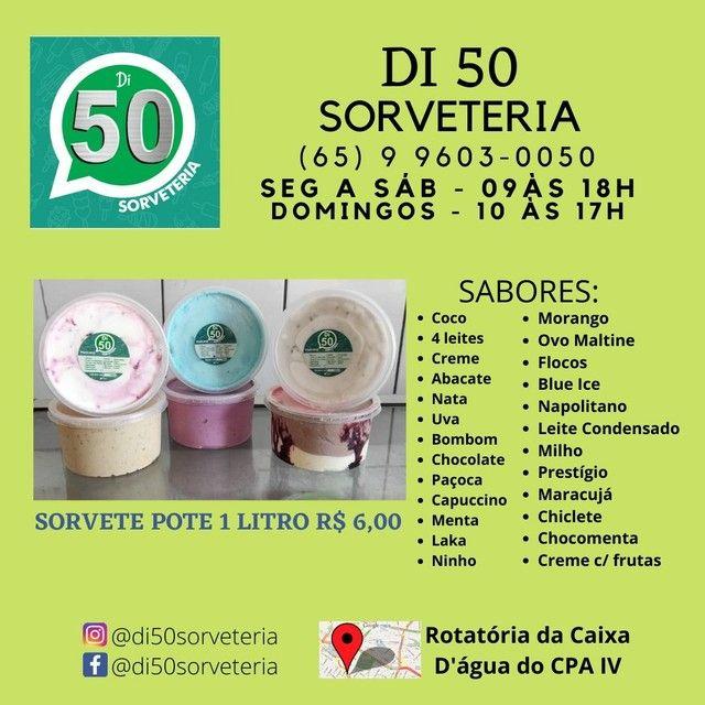 Di 50 Sorveteria - Foto 2