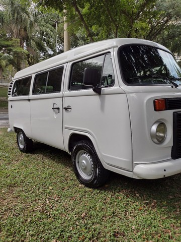 Kombi 2014 Uma das últimas fabricadas pela VW