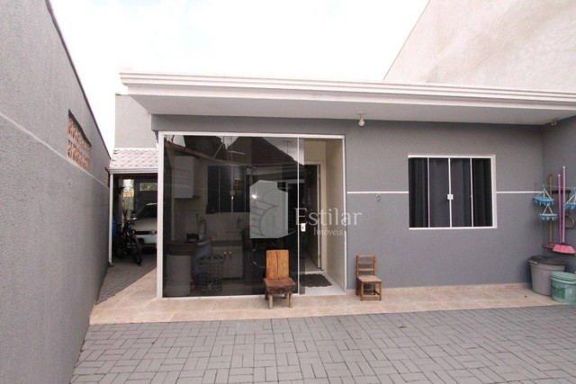 Casa 02 quartos e 02 vagas no Cruzeiro, São José dos Pinhais - Foto 19
