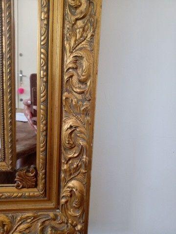 Promocao  Espelho bisotaso antigo
