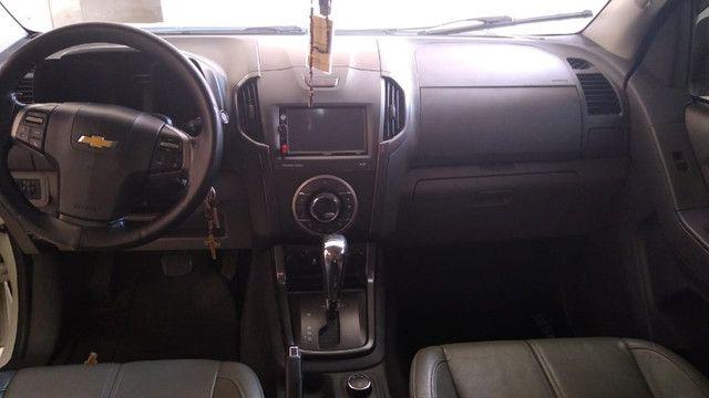 Chevrolet S10 - LTZ 2.8 4x4 - Turbo Diesel Aut - Foto 8