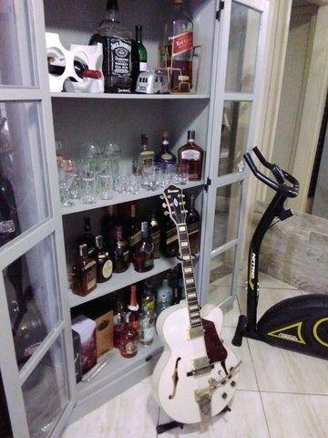 Guitarra Semiacústica Ibanez AF-75 TDG[seminova(regulada)] - Foto 3