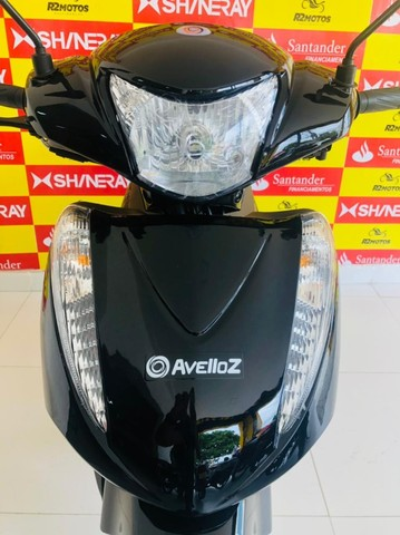 Avelloz AZ1 50cc Zero Km R$ 7.290 Com emplacamento Incluso - R2 Motos Cuiá/Geisel - Foto 12