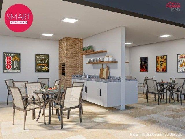Smart Torquato 42m² 2 Qtos próximo Baratão da Carne - R$ 149.100,00 - Foto 4