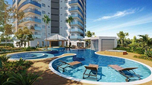 Apartamento com 3 dormitórios à venda, 120 m² por R$ 690.000 - Pedra - Eusébio/CE - Foto 19