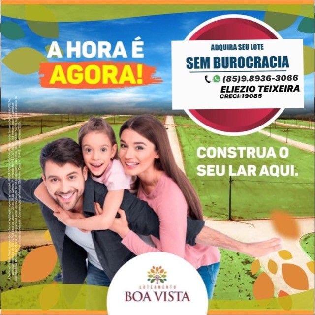 Loteamento Boa Vista, infraestrutura completa e sem burocracia !! - Foto 5