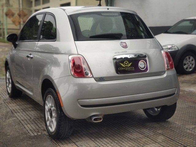 Fiat 500 1.4 Cult 2012 - Foto 8