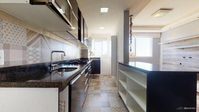 Apartamento Mobiliado com 59 m² de 2 dormitórios no Jardim Carvalho - Foto 10