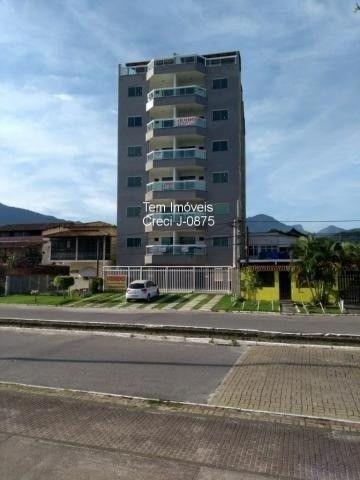Apartamento com 2 quartos, sendo 1 suíte, de frente para a Praia do Saco em Mangaratiba