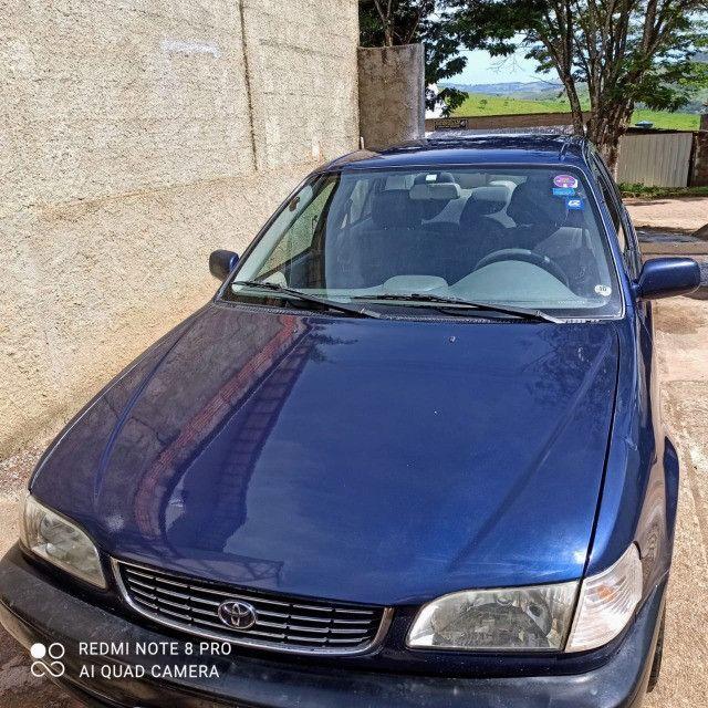 Vende se um Corolla ano 1999 - Foto 10