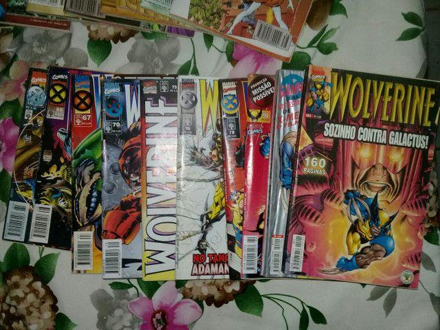 Coleçoes de hqs/quadrinhos raros e em otimo estado ( Vendo em coleções) - Foto 5