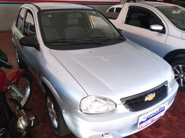 Chevrolet GM Classic Spirit 1.0 Prata - Foto 2
