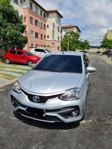 TOYOTA ETIOS Sedan XS 1.5 Automático 2018